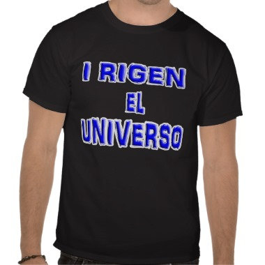 shirts with spanish words
