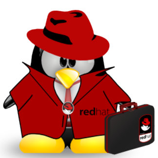 Linux Red Hat Tux