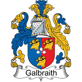 Galbraith Coat of Arms
