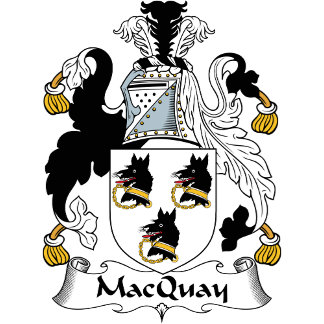 MacQuay Coat of Arms