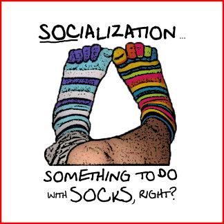 Socialization Socks