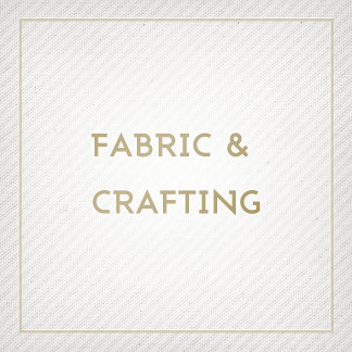Fabric + Crafting