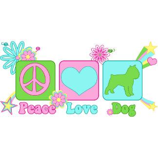 Peace Love Dog
