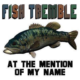 Funny Fish Tremble