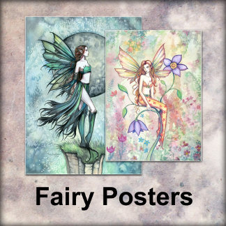 Posters - Fairy