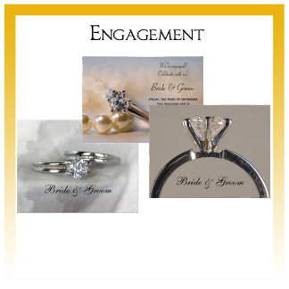Engagement Announcements and Gifts