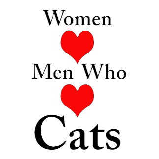 Women Love Men Who Love Cats
