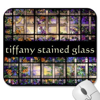 Art Nouveau Tiffany Stained Glass Images