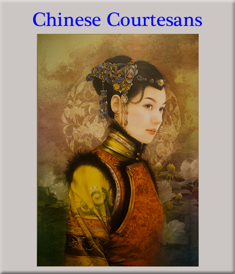 Chinese Courtesans