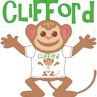 Little Monkey Clifford