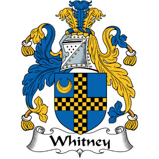 Whitney Coat of Arms
