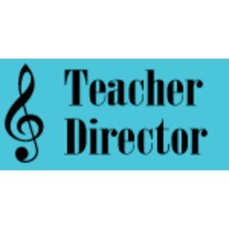 CONDUCTOR MUSIC TEACHER