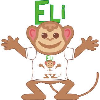 Little Monkey Eli