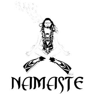 Namaste Scuba Yoga