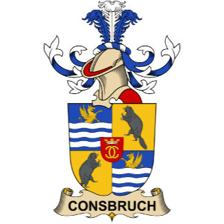 Consbruch Family Crests