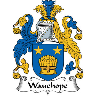 Wauchope Family Crest