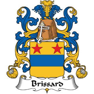 Brissard Family Crest