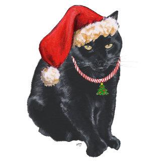 Black Cat Christmas 3 DESIGNS