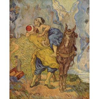 Vincent Van Gogh's The Good Samaritan