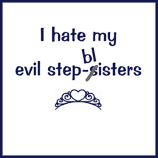 I hate my evil step-blisters.
