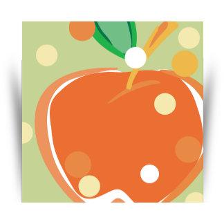 Orange Apples