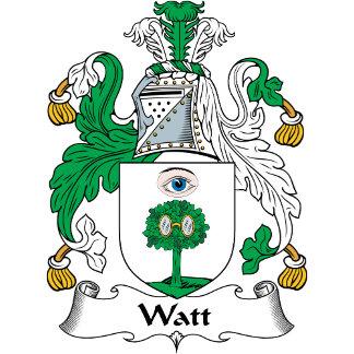 Watt Family Crest