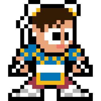 8-Bit Chun-Li