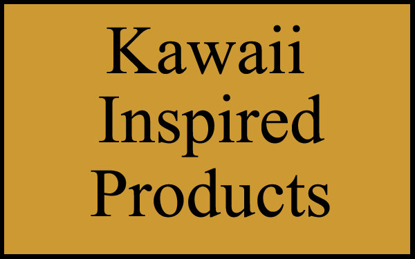 Kawaii Inspired Products