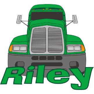 Trucker Riley