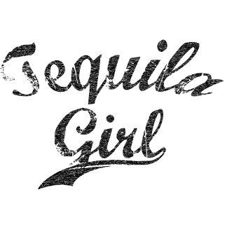 Tequila Girl (Black Swash)