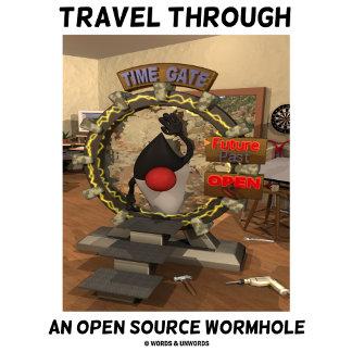 Travel Through An Open Source Wormhole (Duke)