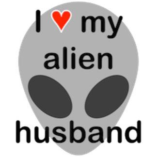 I love my alien husband
