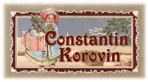 Constantin Korovin