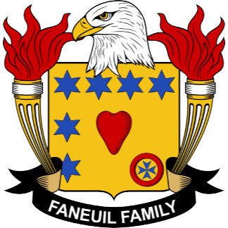 Faneuil Coat of Arms
