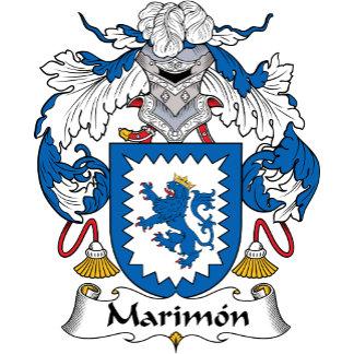 Marimon Family Crest