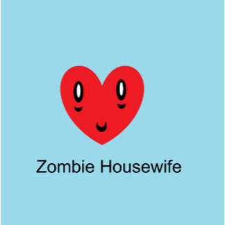 Zombie Housewife Heart