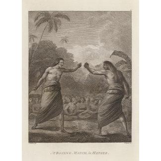 Boxing, Hapaee, Tonga