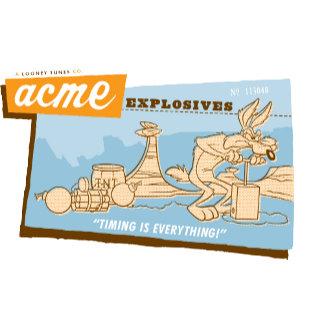 Wile E Coyote Acme Explosives 2