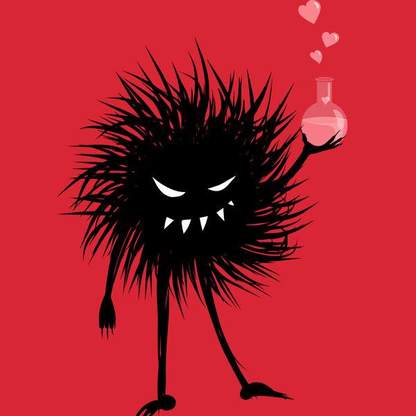 Evil Bug Made Love Potion