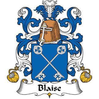 Blaise Family Crest