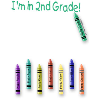 I'm in 2nd Grade!