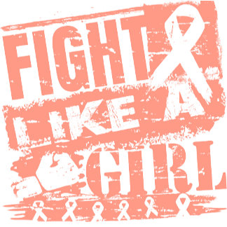 Endometrial Cancer BurnOut Fight Like a Girl