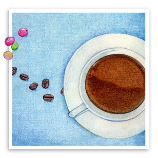 Birth of a Coffee