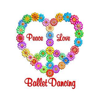 Ballet Peace Love