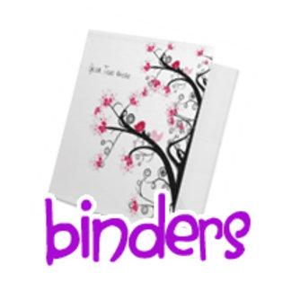 ::DESIGNER BINDERS::
