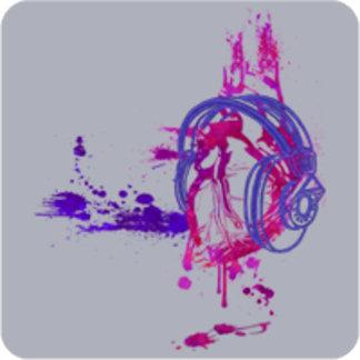 Eat, Sleep, Breathe MUSIC (Purple)