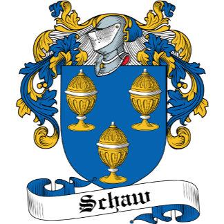 Schaw Family Crest