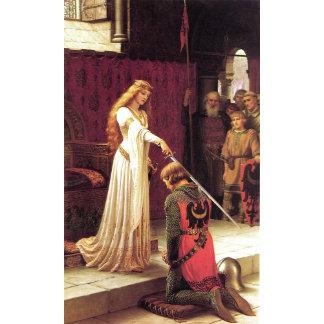 Edmund Blair Leighton: The Accolade