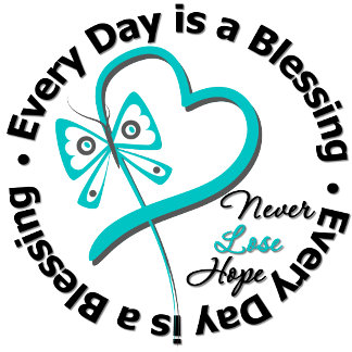 Every Day is a Blessing - Hope Gynecologic Cancer