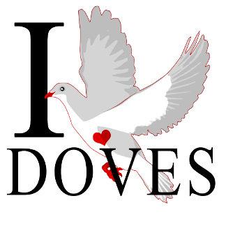 I Love Doves